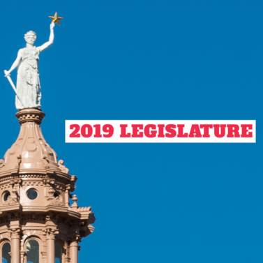 Lege Watch: The 86th Session of the Texas Legislature