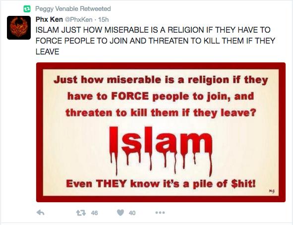 Venable_IslamTweet