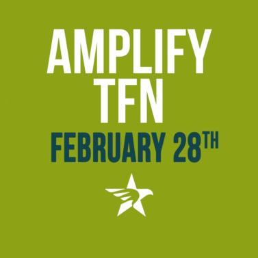 #AmplifyTFN