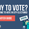 Dallas, it's time to vote in city elections!