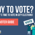 San Antonio, it's time to vote in city elections!